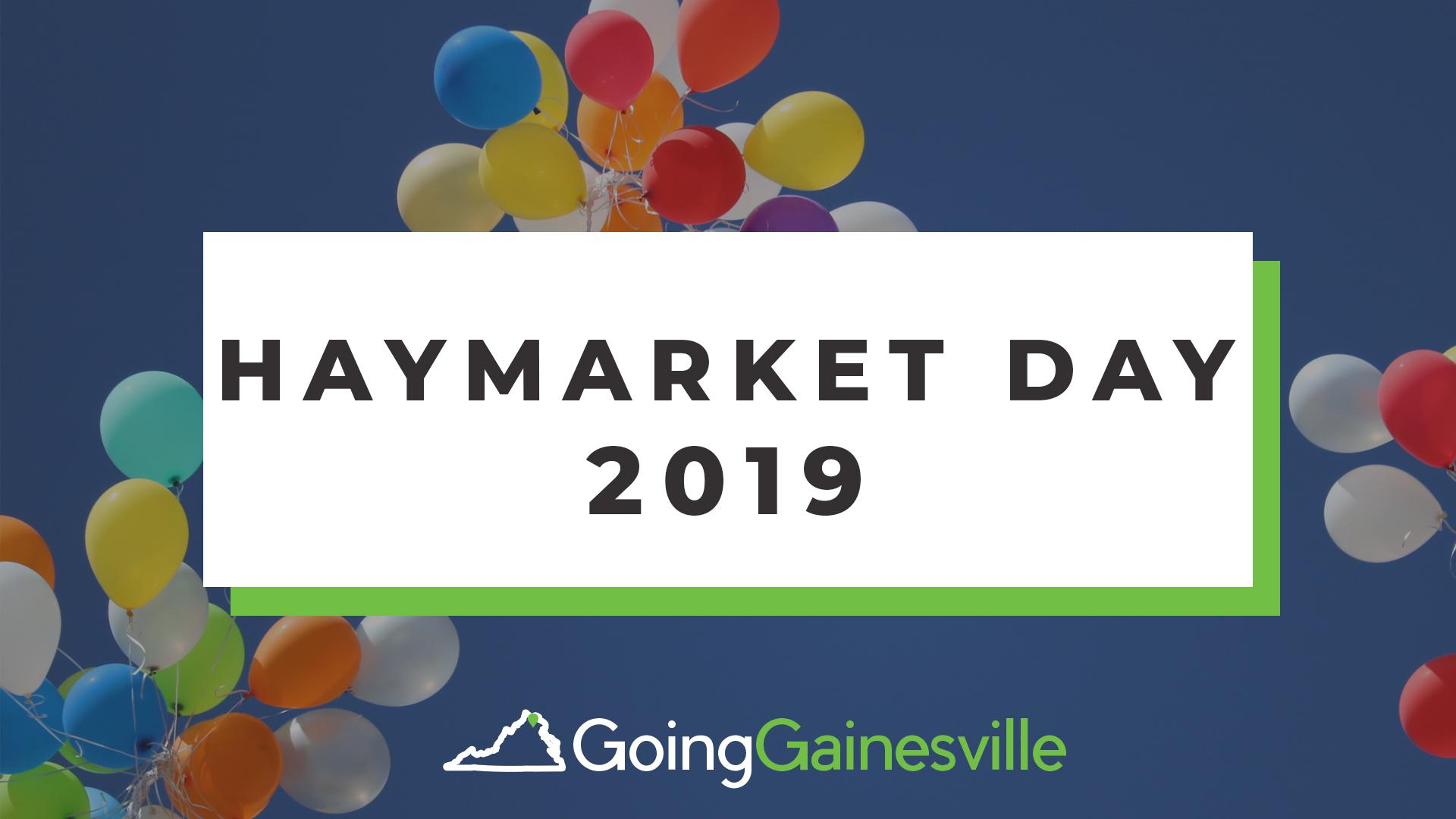 2019 Haymarket Day Parade