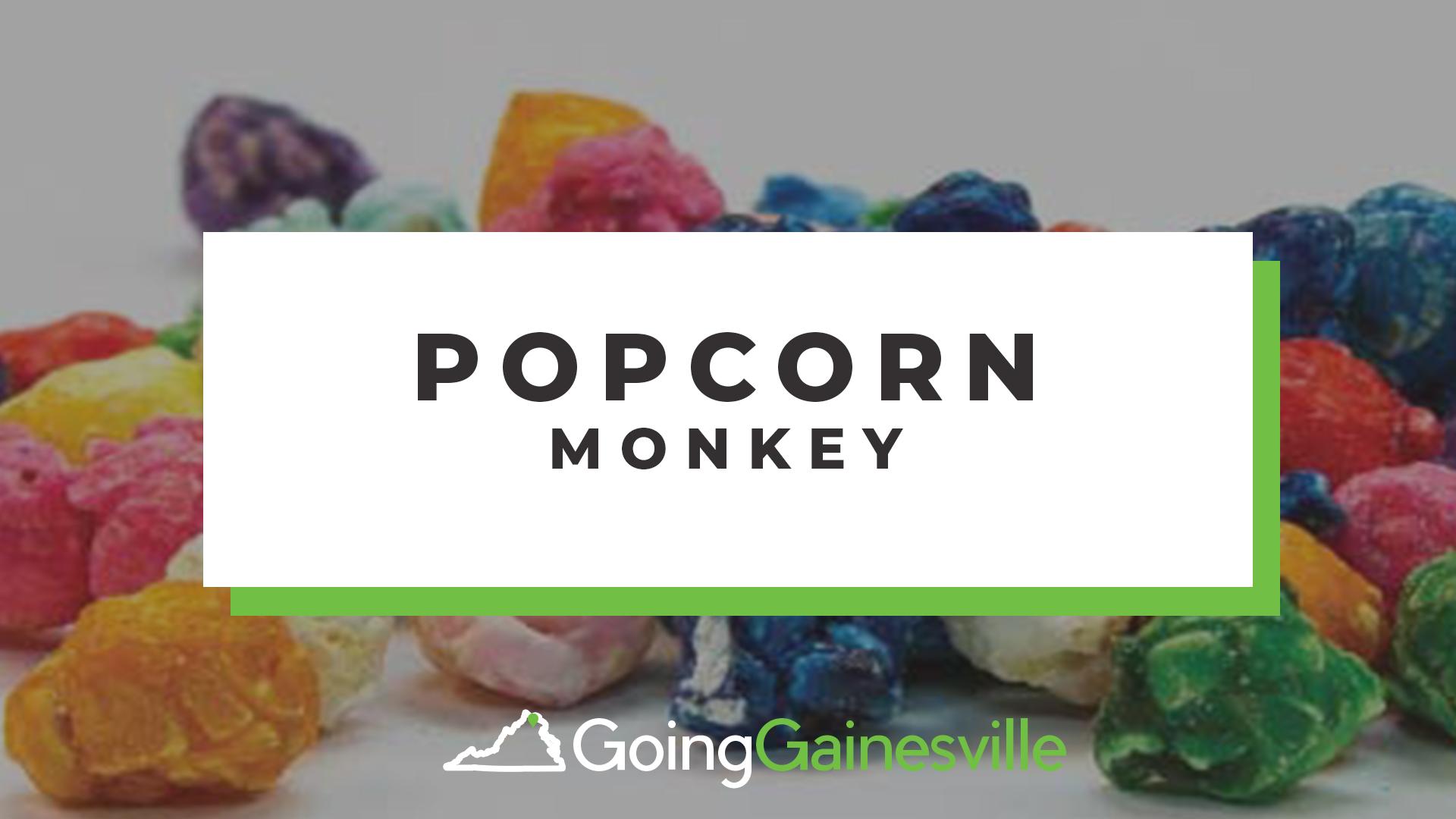 Popcorn Monkey
