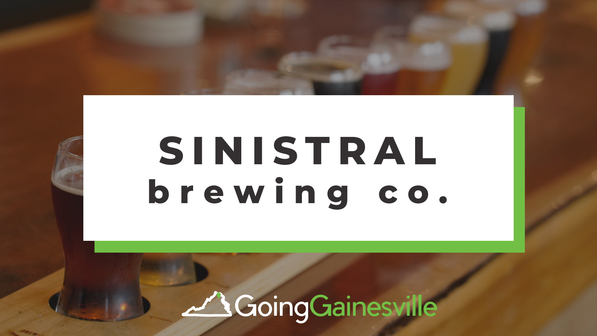 Sinistral Brewing
