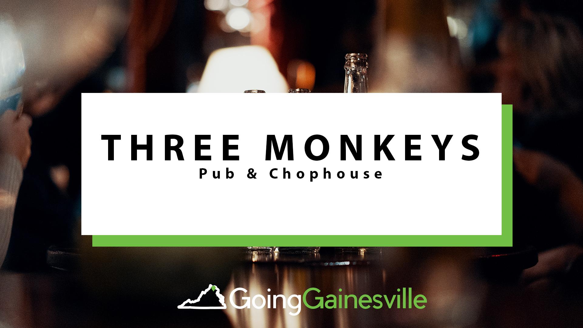 Three Monkeys Pub