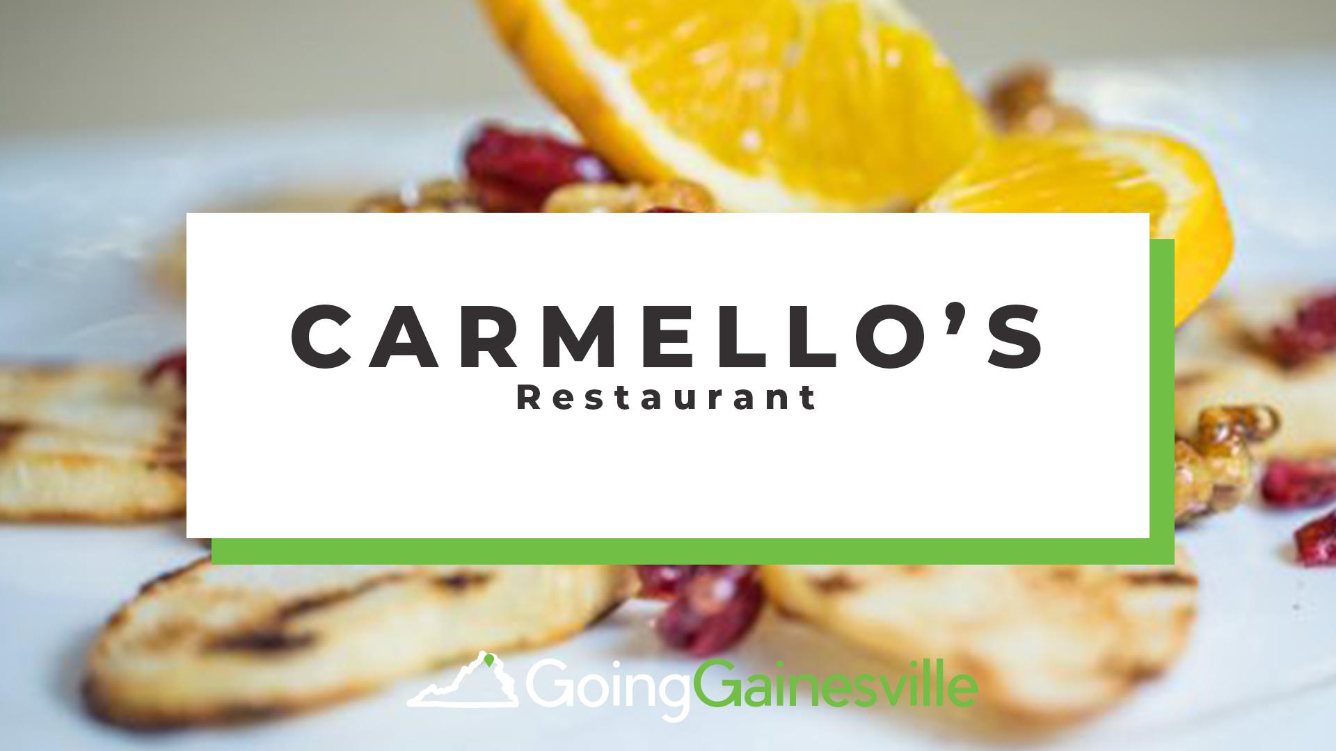 Carmello's