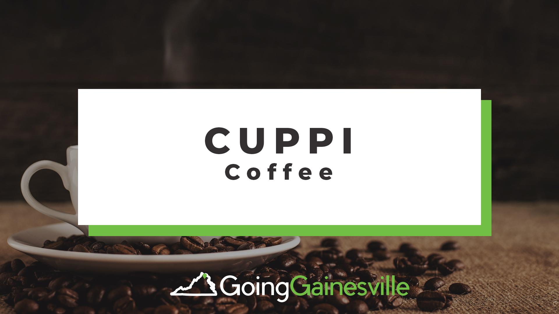 Cuppi Coffee