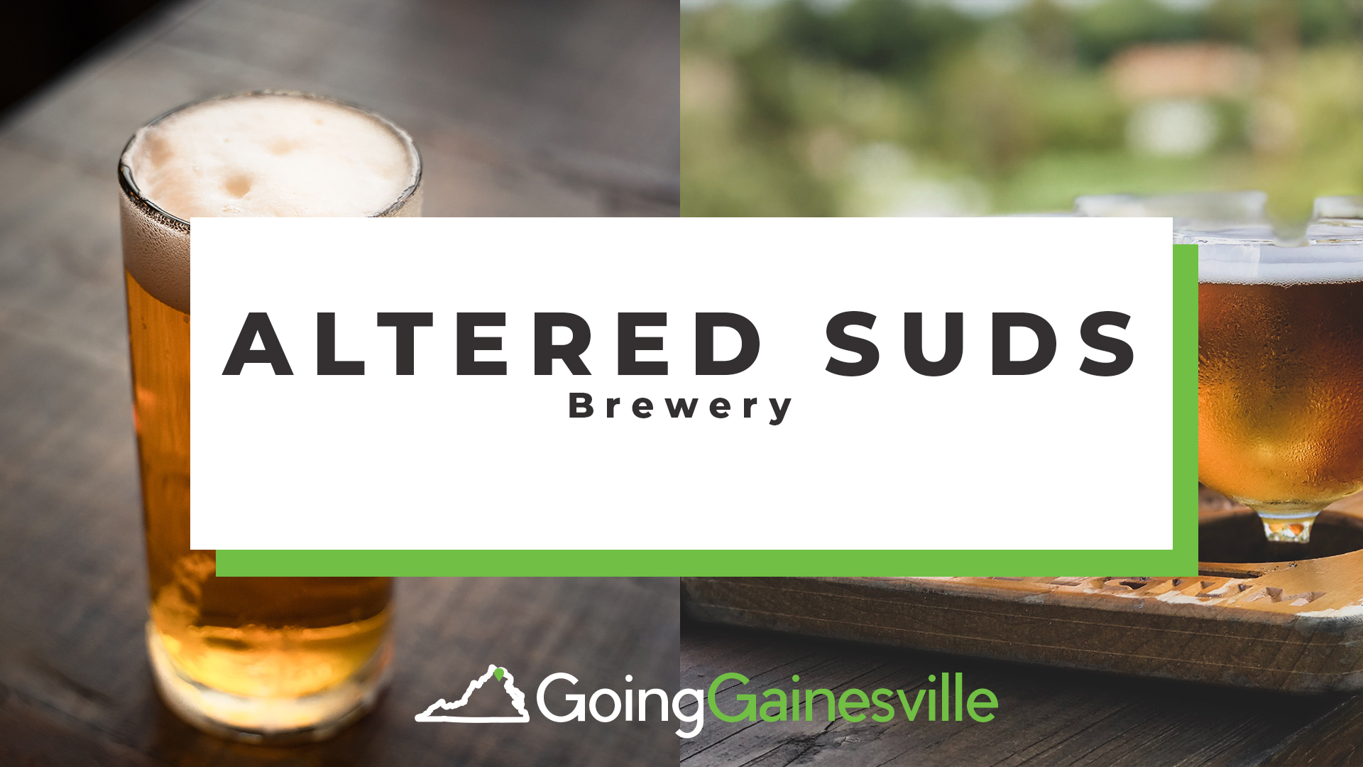Altered Suds Brewing