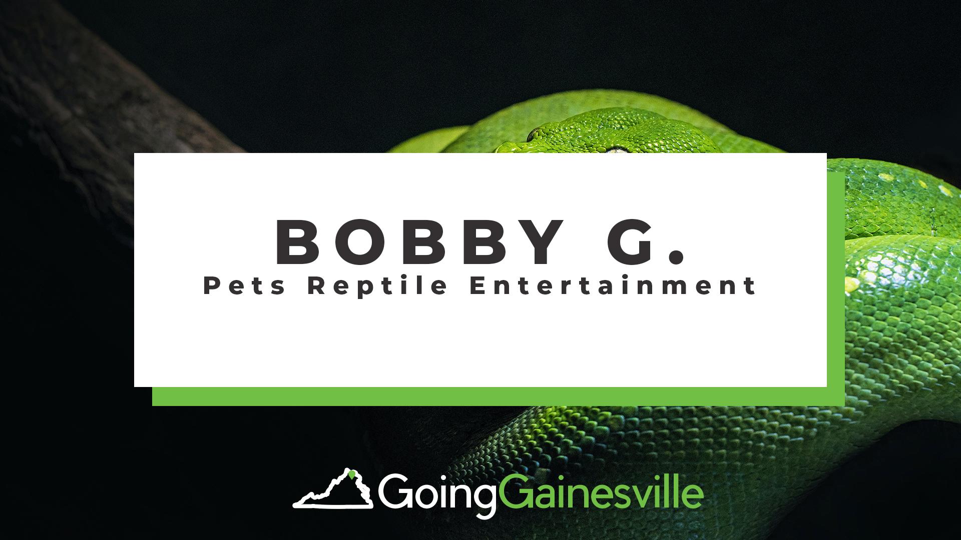 Bobby G. Pet's